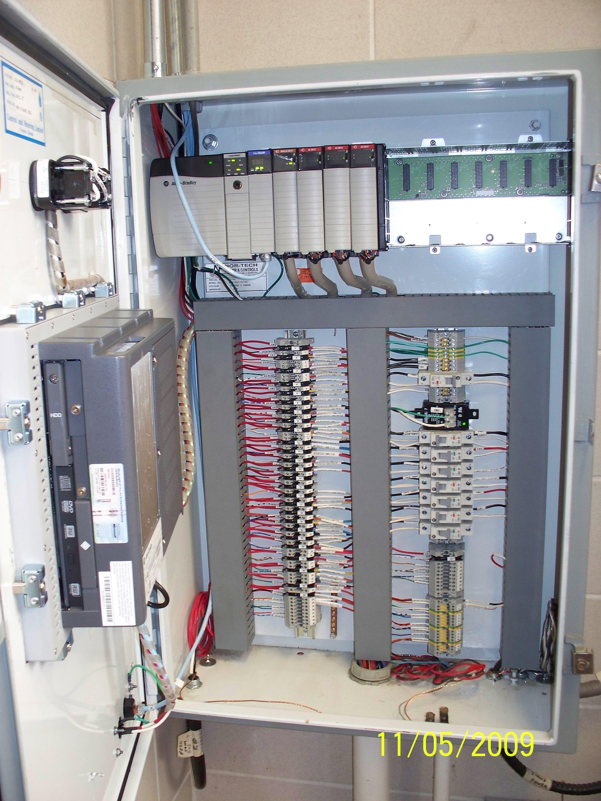 Nor Tech Power Controls Inc Scada Wiring Diagram Ssm 001